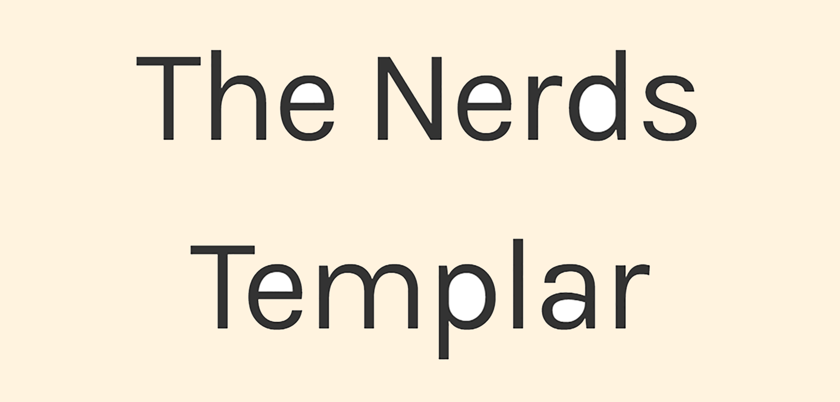 Hold Me the movie film review from the Nerds Templar by Ken Murray